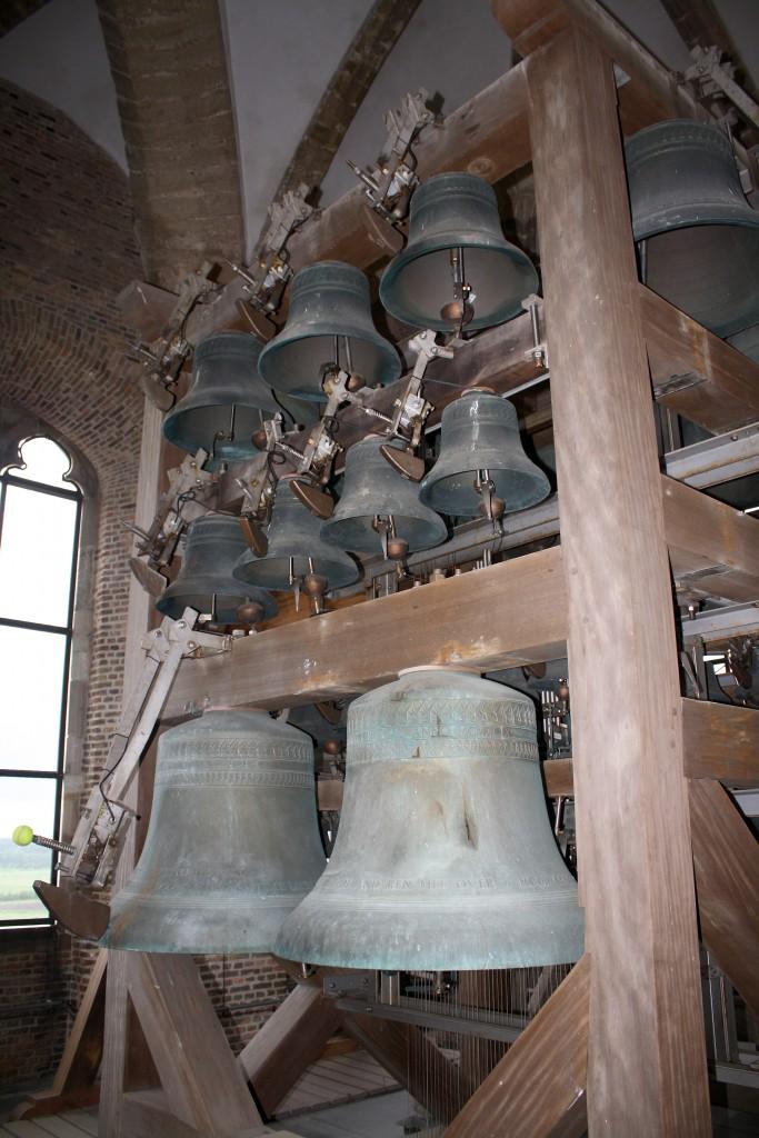 Kerktoren Goedereede carillon